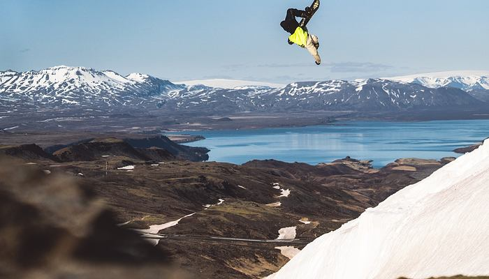 Halldor a Eiki Helgason v Scandalnavians movie