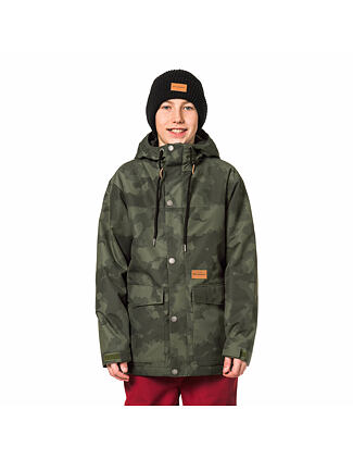 Bunda Lanc Kids - cloud camo