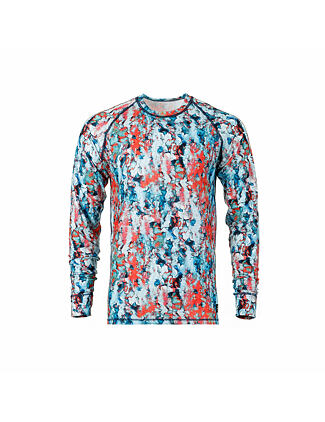 Termo tričko Riley L/S - painter